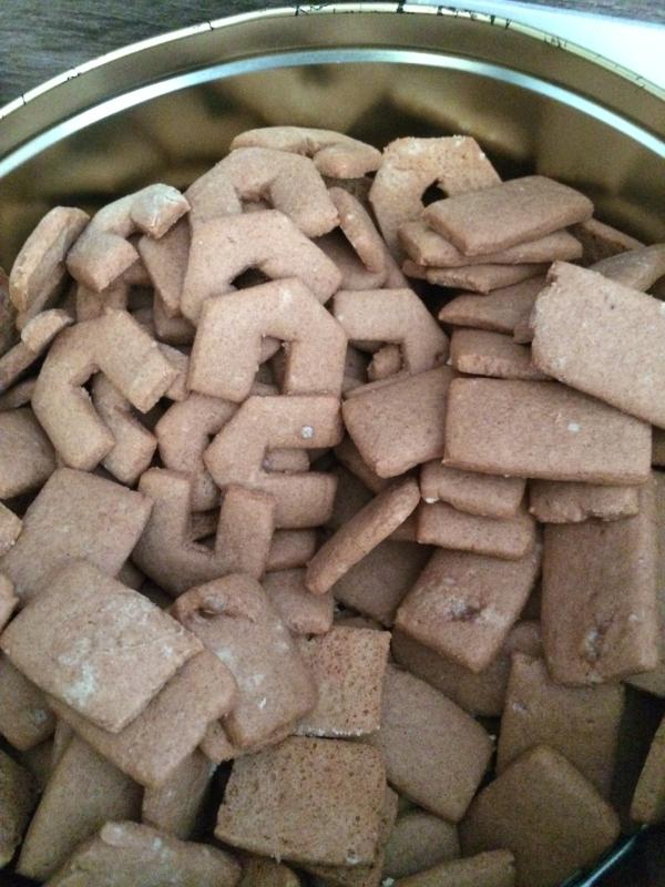 Kekshausteile